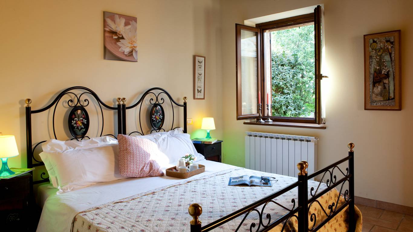 Parco Ducale Country House Double Room